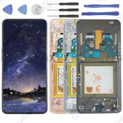 Oem For Samsung Galaxy A80 A805 A805f Lcd Display Touch Glass Screen Digitizer