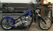 Wcc Nomad Style Cfl Chopper Exhaust Polished Stainless Steel