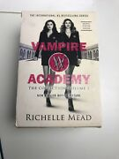 Vampire Academy Collection Box Set Paperback Richelle Mead 3 Books