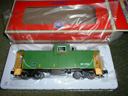 Lionel 6-84131 Bnsf Wide Vision Caboose New In Box Led Interior