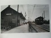 Fort Chambly Trolley Vintage Streetcar Montreal Canada 8x10 Photo Reprint