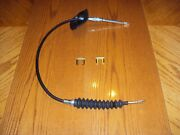 73 74 75 76 77 78 79 80 81 Camaro Rs Z28 Firebird Trans Am Shifter Cable And Clips