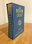 The Book Of Dust By Philip Pullman Chris Wormell 2017 Double Signed Uk Ltd Ed Hb