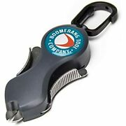 Original Snip Fishing Line Cutter, 36andquot Retractable Tether, Stainless Steel