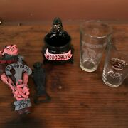 Hobgoblin English Dark Ruby Ale Collectible Beer Family Pack Tap Handle Knob