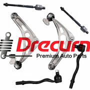 6pc Front Lower Control Arm W/ball Joints Tie Rod Set For 323 325 328 330 Z4 2wd