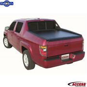Access Limited Edition Roll-up Tonneau Cover For 17-20 Honda Ridgeline 64 Bed