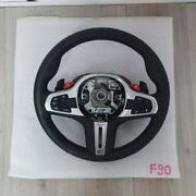 Bmw F90 M Sports Steering Wheel Leather Part Number 32308094394