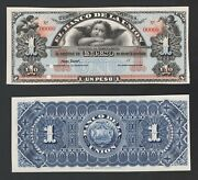 Costa Rica Proof Banknote Catalog P S221 Front And Back