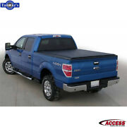 Access Lorado Roll-up Tonneau Cover For 17-20 Ford F-250/f-350/f-450 8ft Bed