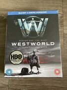 Westworld The Complete First And Second Season 1,2 Blu-ray Disc, 2017hbo New