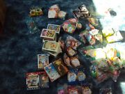 Huge Lot Of 113 Sealed Vintage Mcdonaldand039s Happy Meal Toys Ty Beanie Babies Rare