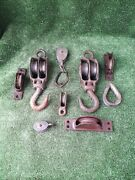 Window Shutter Hoist Pulleys Rope Pulleys A K And Sons Rope Pulley Wheels 2796