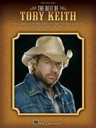 The Best Of Toby Keith By Toby Keith English Paperback Book Free Shipping