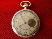 Curiosities Antique 1903 Elgin Made In Usa Crafted Hand-wound Pocket Watches