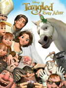 J3431 Tangled Ever After 2012 Movie Wall Print Poster Us