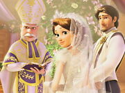 J3430 Tangled Ever After 2012 Movie Wall Print Poster Us