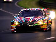 Bmw M3 Gt2 24h Le Mans Wall Print Poster Us