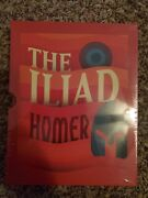 The Illiad, Homer Sealed Box And Hardcover