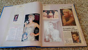 Madonna Scrapbook From 1990and039s Vintage Newpaper Magazine Cover Photos Clippings