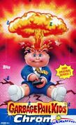 2014 Topps Chrome Garbage Pail Kids Series 2 Factory Sealed 24 Pack Hobby Box
