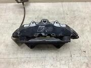 03-04 Audi Rs6 8 Piston Front Calipers And Rear Calipers. Includes Carriers