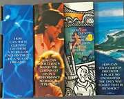 Disney Cruise Line Early Direct Mail Campaign For Disney Magic - Rare