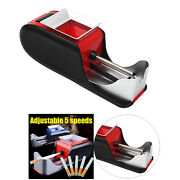 Cigarette Rolling Machine Electric Automatic Tobacco Cigaret Injector Roller