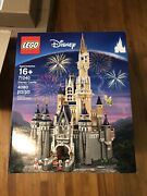 Lego Disney Princess The Disney Castle 71040 New And Sealed Free Shipping