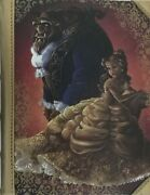 Disney Fairytale Designer Doll Collection Journal Belle And The Beast Le