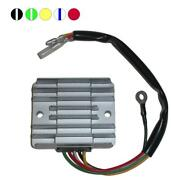 Regulator/rectifier For 1988 Suzuki Dr 600 Rj Sn41a Front Disc And Rear Drum