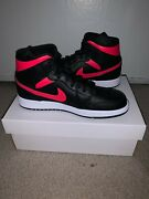 Air Jordan 1 Mid Siren Red Q6472004 Womenand039s Size 7w In Hand
