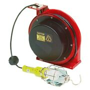 Pit Pal 75 W Incandescent Corded Trouble Work Light W 50' Sjto W Cord