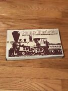 Vintage Super Rare Sports Illustrated Battery Operated Train Set, Works