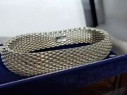 And Company Somerset Woven Sterling Silver Bracelet