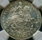 Austria 1642 1963 2 Ducat Proof Silver Coin Ngc Pf65