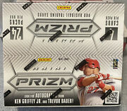 2012 Panini Prizm Baseball Factory Sealed Box = Mike Trout Rc Psa 10 🔥