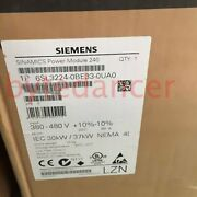 1pc New 6sl3 224-0be33-0ua0 1 Year Warranty Fast Delivery Sm9t