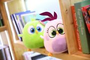 Large Cotton Angry Cute Birds Plush Stuffed Toys Soft Doll Gifts For Kids