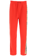 New Raine Trousers With Check Insert 8024955 Bright Red Authentic Nwt