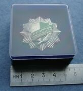 Pin Badge Excellent Employee Cyber Special Service Fsb Hackers From Russia Rare