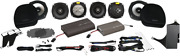 Hogtunes Ultra 6 Pack Xl Motorcycle Speaker And Amp Kit 05-13 Harley Touring