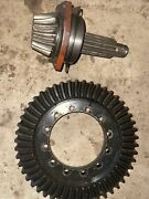 Ih Farmall 806 1206 856 1256 766 966 Tractor 12-49 Ring And Pinion Gear Set