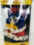 Furby Your Royal Majesty 2000 Special Limited Edition Rare Purple Eyes