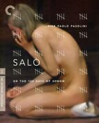 Criterion Collection Salo Or The 120 Days Of Sodom [widescreen][subtitled] [new