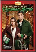 Once Upon A Christmas Miracle [new Dvd]