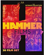 Hammer Films The Ultimate Collection [new Blu-ray]