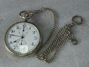 Used / Longines Pocket Watch Manual Winding Carafe Cal19.73, Antique