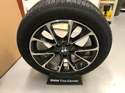 Bmw X5 F15 36-11-2-357-085 Cold Weather 449 Wheel And Tire Assembly Set Of 4