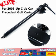 Golf Cart Steering Column Assembly For Club Car Precedent 2008+ Gas And Electric